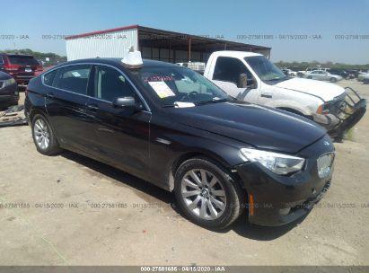 2011 BMW 550 GT