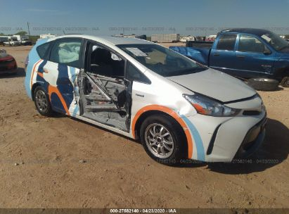 2015 TOYOTA PRIUS V TWO/FIVE/THREE/FOUR