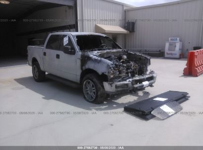 2004 FORD F150 SUPERCREW