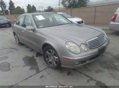 2006 MERCEDES-BENZ E 350 4MATIC
