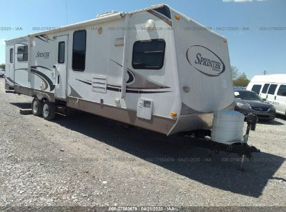 2009 KEYSTONE SPRINTER OTHER