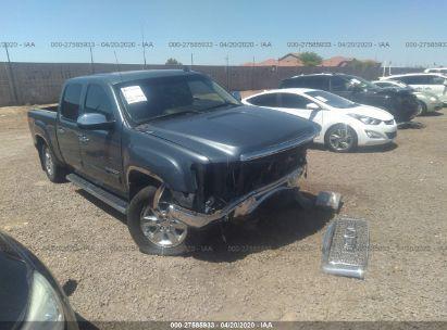 2011 GMC SIERRA K1500 SLE