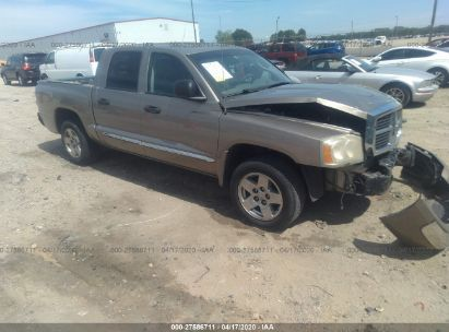 2006 DODGE DAKOTA QUAD LARAMIE