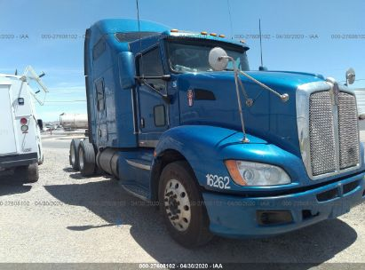 2012 KENWORTH T660**CANCEL**