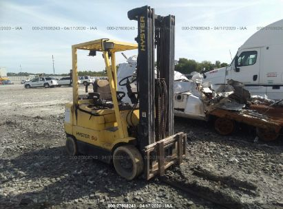 2000 HYSTER S50XM FORK LIFT