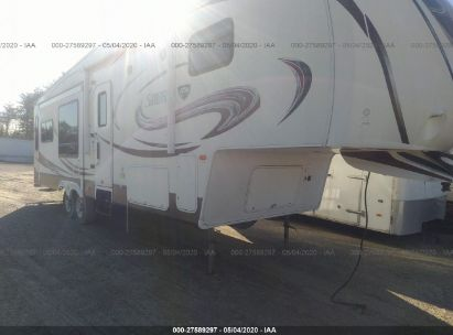 2010 PALOMINO 5TH WHEEL