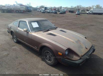 1979 DATSUN 280ZX +