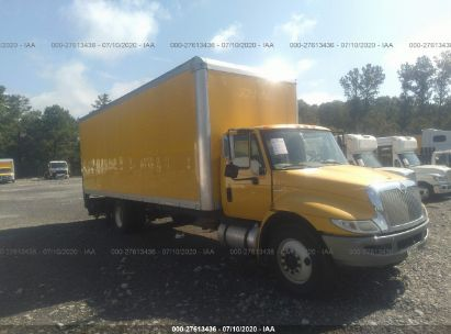 2014 INTERNATIONAL BOX TRUCK