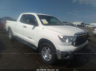 2011 TOYOTA TUNDRA 4WD TRUCK DOUBLE CAB SR5