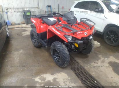 2020 CAN-AM OUTLANDER 570/570 DPS