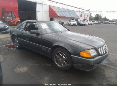 1994 MERCEDES-BENZ SL 500
