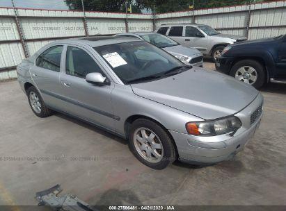 2002 VOLVO S60 2.5T