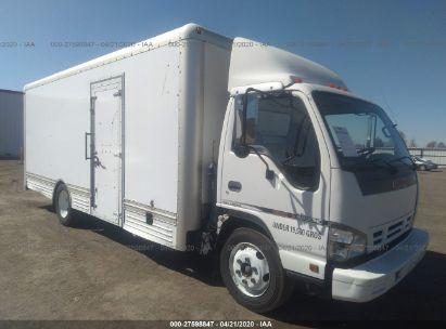 2007 GMC 5500 W55042-HD