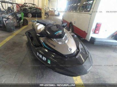 2016 SEADOO GTX 215