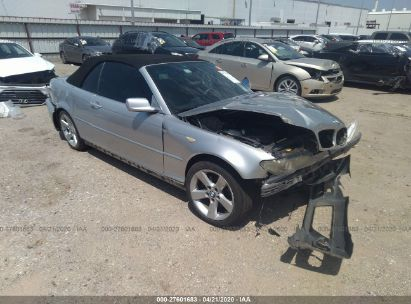 2006 BMW 3 SERIES CI