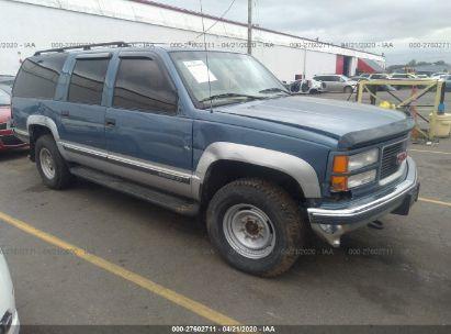 1997 GMC SUBURBAN K2500