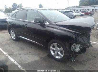 2011 LEXUS RX 350 350