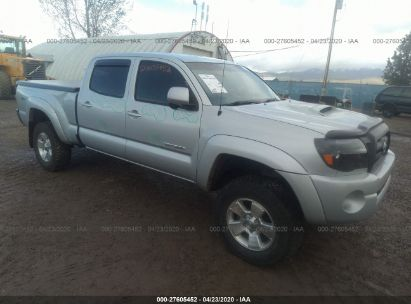 2006 TOYOTA TACOMA DOUBLE CAB LONG BED