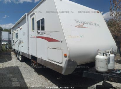 2008 FOREST RIVER SURVEYO RV