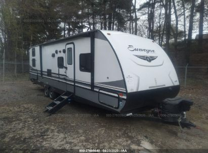 2019 FOREST RIVER 295QBLE  SURVEYOR