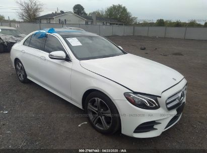 2018 MERCEDES-BENZ E 300 4MATIC