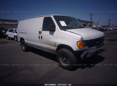 2003 FORD ECONOLINE E350 SUPER DUTY VAN