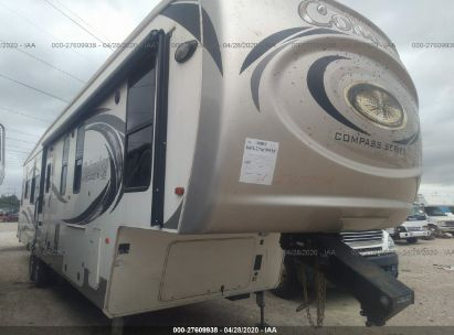 2019 PALM MFG AND SALES 5TH WHEEL