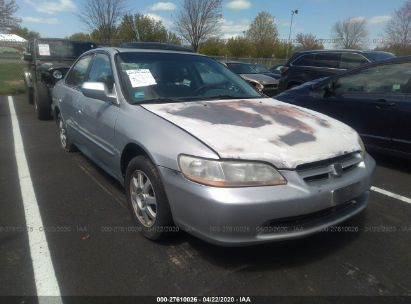 2002 HONDA ACCORD EX/SE