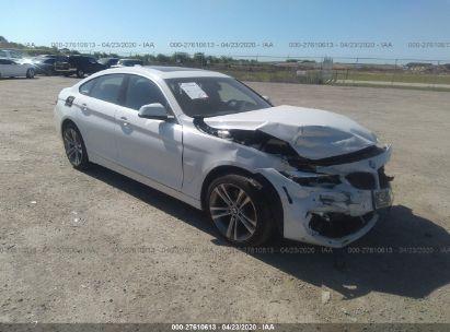 2019 BMW 430XI GRAN COUPE