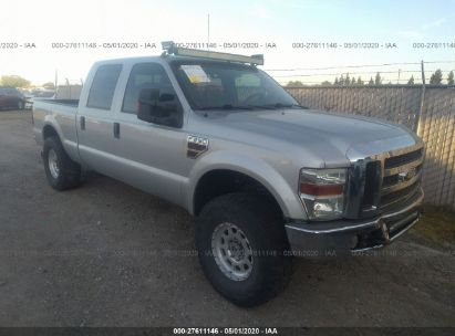 2010 FORD F250 SUPER DUTY