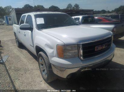 2008 GMC SIERRA C1500