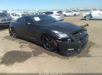 2014 NISSAN GT-R PREMIUM/BLACK