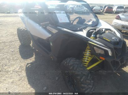 2018 CAN-AM MAVERICK X3 TURBO