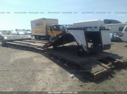 2009 FONTAINE TRAILER CO FLATBED