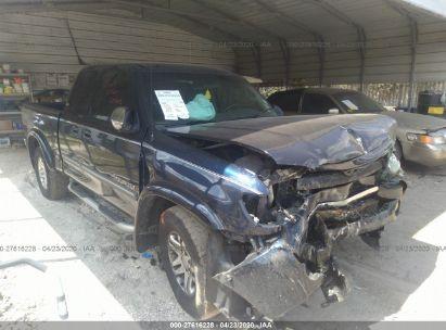 2004 TOYOTA TUNDRA ACCESS CAB SR5