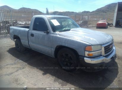 2003 GMC NEW SIERRA C1500