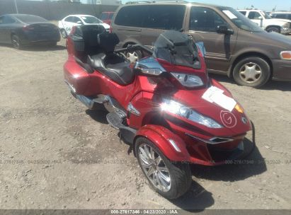 2015 CAN-AM SPYDER ROADSTER RT/RT-S/S SERIES/LTD