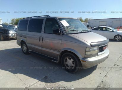 2002 GMC SAFARI XT