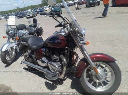 2014 TRIUMPH MOTORCYCLE AMERICA
