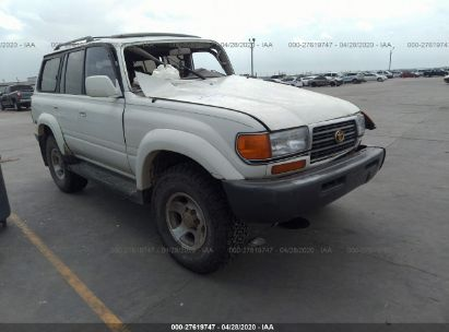 1996 TOYOTA LAND CRUISER HJ85