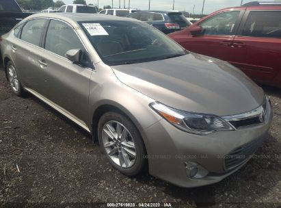 2014 TOYOTA AVALON PREMIUM/TOURING/LIMITED