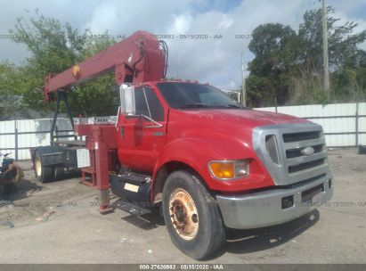 2007 FORD F750 SUPER DUTY