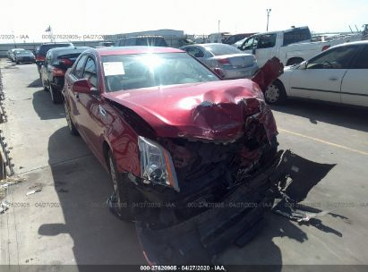 2012 CADILLAC CTS SEDAN PERFORMANCE COLLECTION