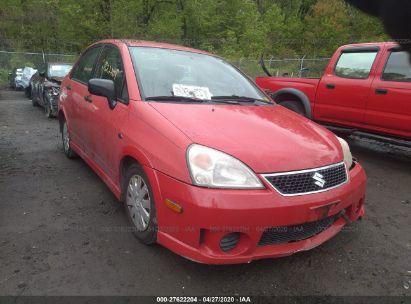 2005 SUZUKI AERIO S/LX