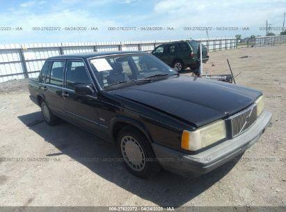 1990 VOLVO 740 GL