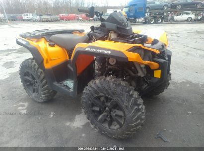 2020 CAN-AM OUTLANDER 850 DPS