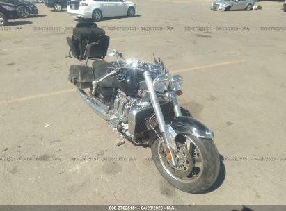 2005 TRIUMPH MOTORCYCLE ROCKET III