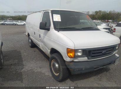 2003 FORD ECONOLINE E250 VAN