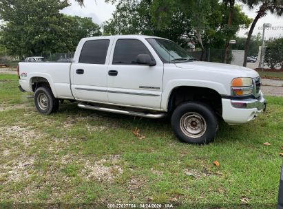 2005 GMC SIERRA K2500 HEAVY DUTY