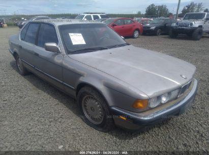1988 BMW 735 I AUTOMATIC